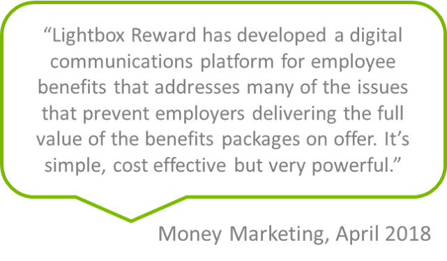 Communications platform for employees - quote